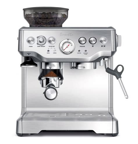 bpa free coffee maker with grinder what is the difference between the breville bes870xl and