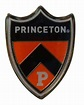 Princeton Shield Lapel Pin at The U-Store Online