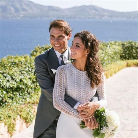 Published photos from the wedding of Rafael Nadal - Tennis ...