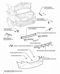 How To Remove Rear Bumper And Re Install After Removal