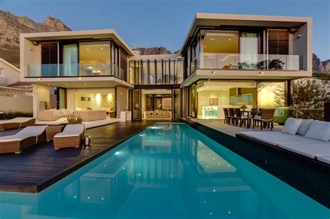 Luxury Holiday Rentals In Cape Town, South Africa Capsol
