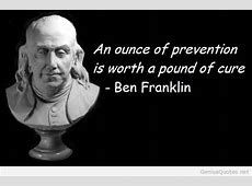 BENJAMIN FRANKLIN QUOTES image quotes at hippoquotescom