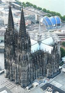 Gothic Cathedral Cologne Germany