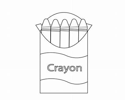 Coloring Supplies Pages Printable Printables