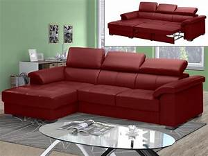 Canape Angle Rouge : canap angle rouge achat en ligne ~ Teatrodelosmanantiales.com Idées de Décoration