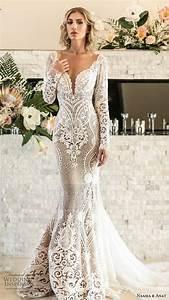 "Naama & Anat Spring 2020 Wedding Dresses — ""Royal Blossom ..."