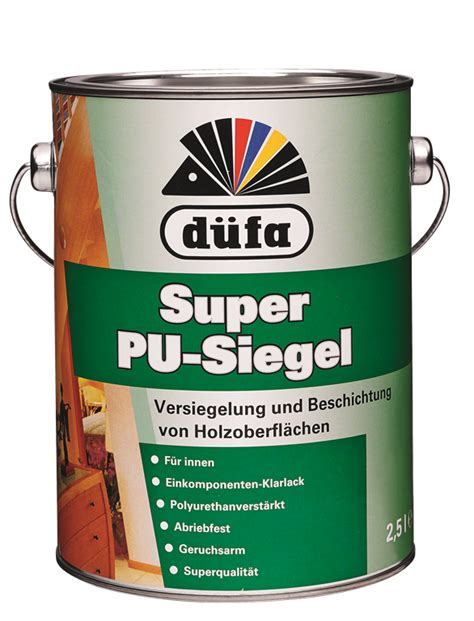 Super PUSiegel düfa
