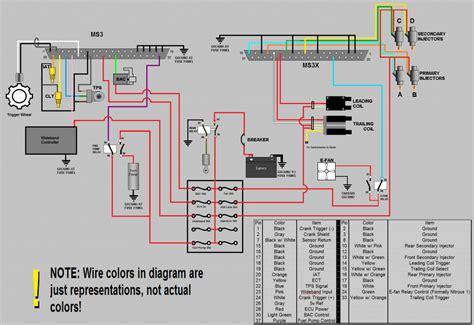 Wiring 3 Schematic by Megasquirt Ms3 W Ms3x Wiring Diagram Rx7club