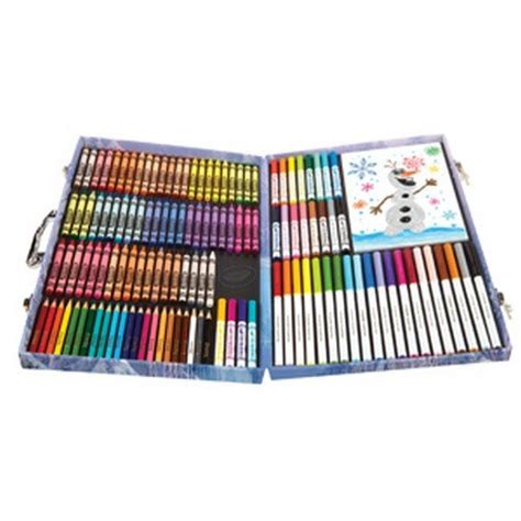 Crayola Frozen Inspiration Art Case (Styles May Vary