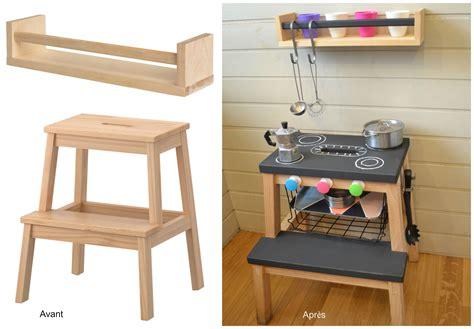 cuisine dinette ikea fabriquer cuisine enfant fabulous les details de la