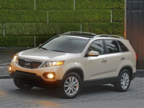 Kia Cuv by Kia Sorento Cuv 2011 Car Wallpaper 15 Of 52