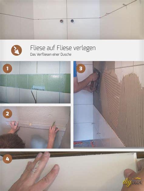 Auf Fliesen Kleben by Fliese Auf Fliese Verlegen Selbermachen Bauen