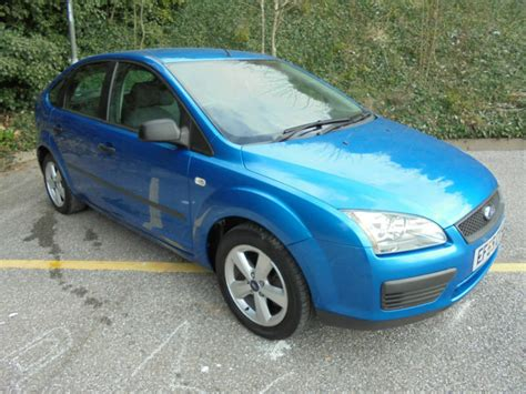 ford focus tdci turbo diesel  years mot