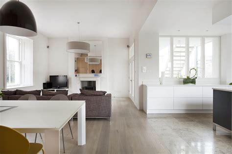 contemporary german style dublin kitchen painted