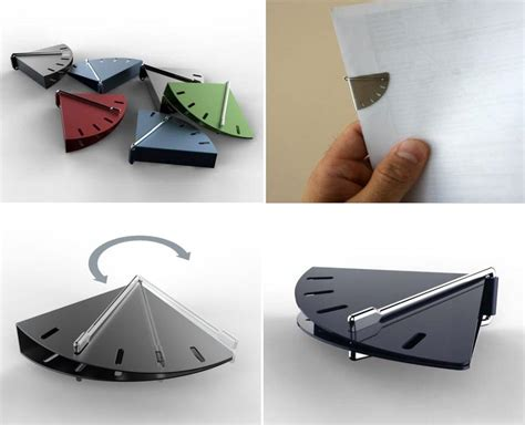 paper clip inspired products artwork  designs