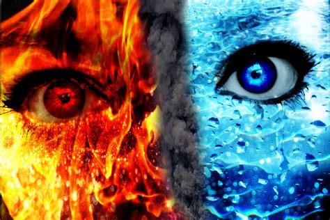 Water vs. Fire by ZorroArtico on DeviantArt