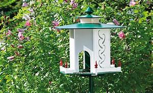 Vogeltränke Selber Bauen : vogelfutterhaus mit silo futterhaus nisthilfen ~ Orissabook.com Haus und Dekorationen