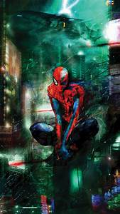 awesome spider man iphone 6 wallpapers HD