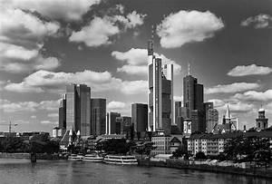 London Skyline Schwarz Weiß : frankfurter sykline fotografie von stefan wensing ~ Watch28wear.com Haus und Dekorationen