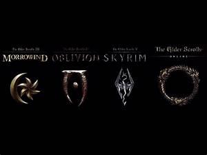 The Elder Scrolls Symbols by pepperonipizza0429 on DeviantArt