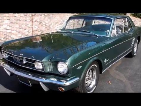 ford mustang coupe dark green  sale  town