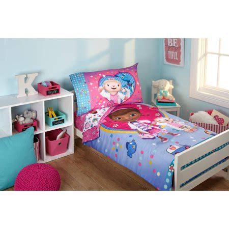 doc mcstuffins bedroom disney doc mcstuffins doc 4 toddler bedding set