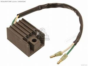 Honda Xr500r 1984  E  Usa Wire Harness    C D I  Unit