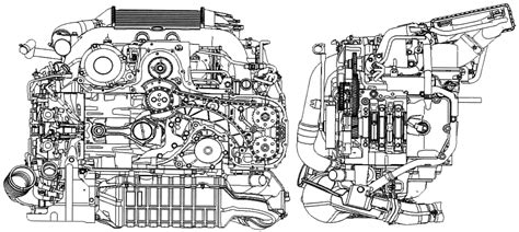 Engine Info Subaru Diesel Crew