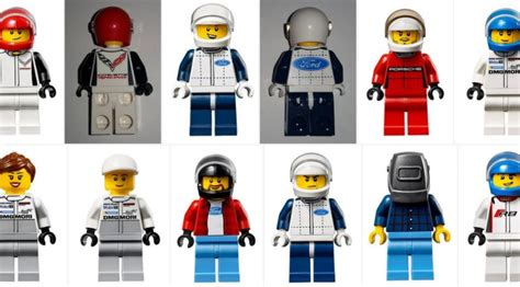 I Finished The Speed Champions Racers Minifigure