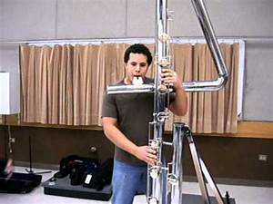 Jose Valentino Beatboxing on Double contrabass flute - YouTube
