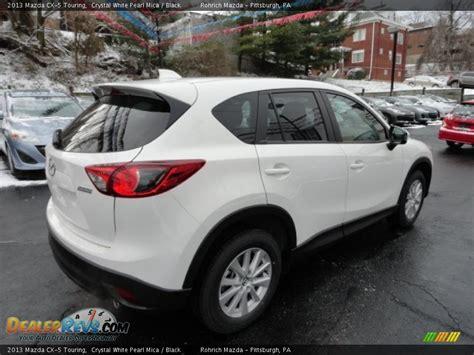 Crystal White Pearl Mica 2013 Mazda Cx-5 Touring Photo #5