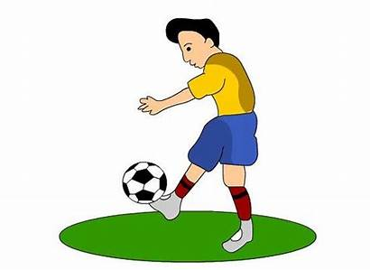 Clipart Football Sports Footballer Clipground