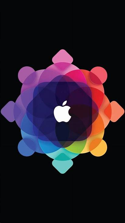 Iphone Apple Wallpapers Abstract Wwdc Ipad Mac