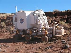 NASA Concludes Lunar Robotics Tests in Arizona