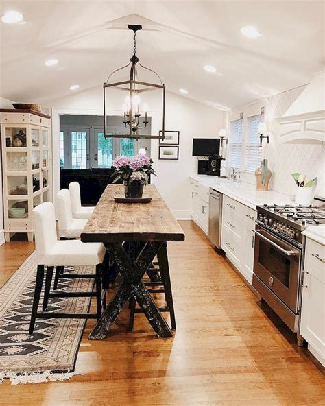 stunning small island kitchen table ideas home to z