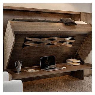 Lit Escamotable Bureau - bureau lit escamotable avec matelas tanguay