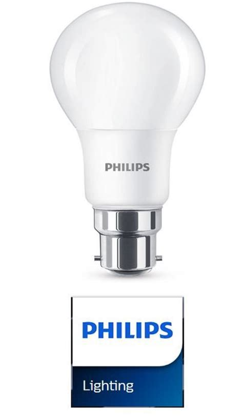 40w equivalent led bulb warm white light b22 bayonet l