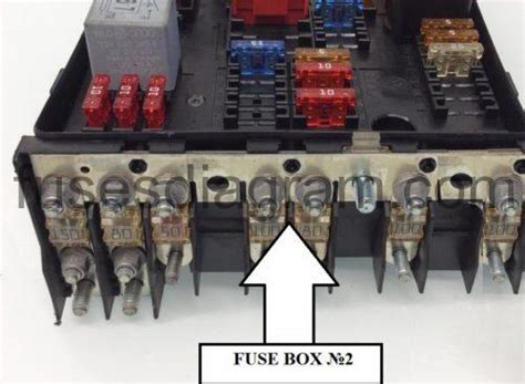 Fuse Box Audi