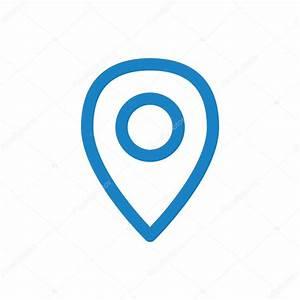 Balise De Localisation : icone de balise de g o localisation image vectorielle bearsky23 125506218 ~ Nature-et-papiers.com Idées de Décoration