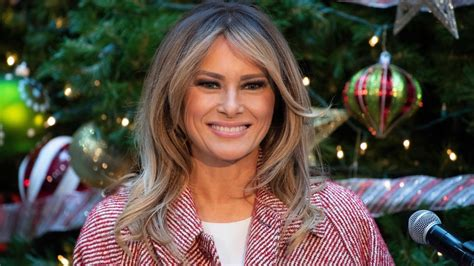 Melania Trump Dyes Her Hair Blonde, The Internet Reacts