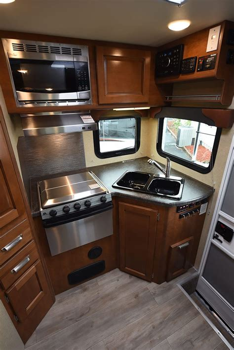galley kitchen remodel 2017 lance 975 review truck cer interiors 1172