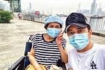 林子博陪患癌太太晨運 - 20200904 - 娛樂 - 每日明報 - 明報新聞網