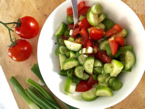 Salade groenten