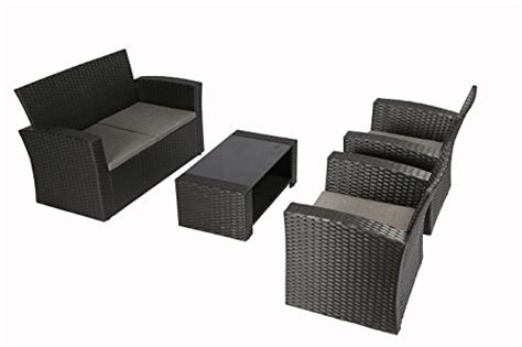 baner garden n87 4 pieces outdoor furniture complete