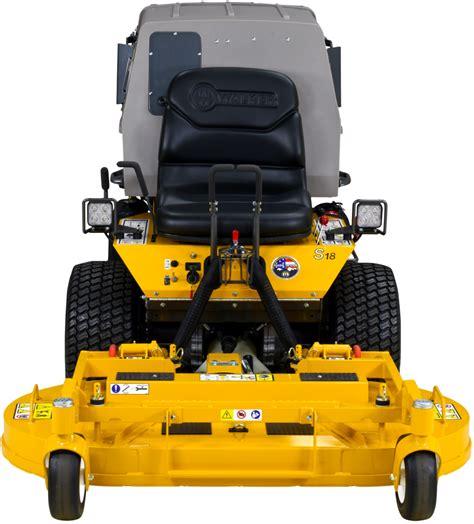 walker s18 mower residential
