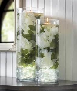 Glowing, Floral, Diy, Wedding, Centerpieces