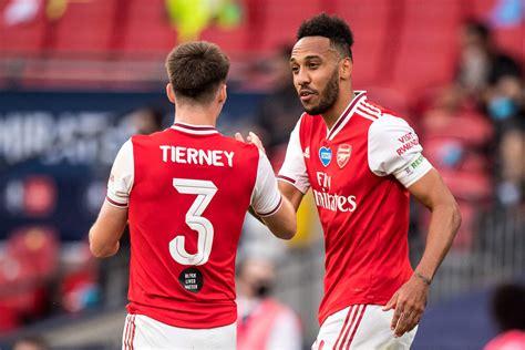 'That's a f***ing assist' - Arsenal striker Pierre-Emerick ...