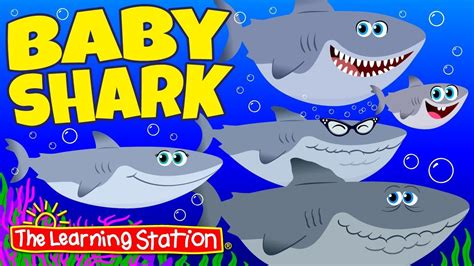 preschool shark song baby shark is a popular children s camp and animal song 651