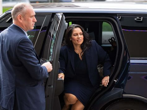 Priti Patel's career on brink after home secretary accused ...