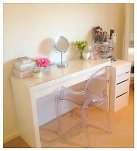 Table De Maquillage Ikea : ikea dressing table and drawers sdb bathroom ~ Teatrodelosmanantiales.com Idées de Décoration